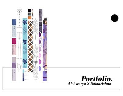 Aishwarya S Balakrishna - Portfolio