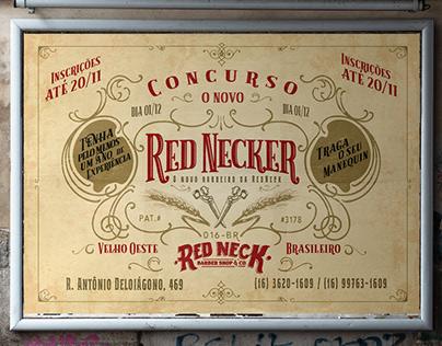 O Novo RedNecker - RedNeck Barber Shop & Co.