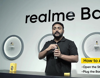 Realme Band Official Unboxing Video
