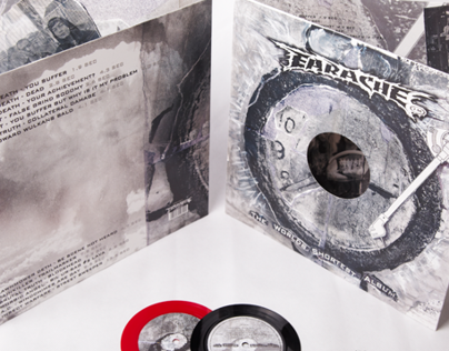 Earache: Worlds Shortest Album - Vinyl