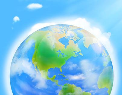 R-E-S-P-E-C-T Take care of Mother Earth