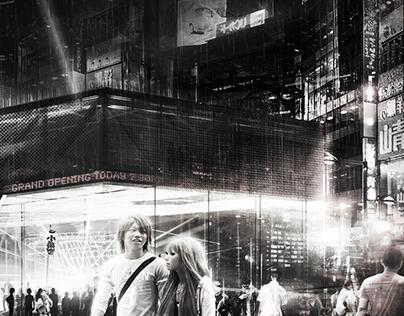 Highrise Proposal, Tokyo