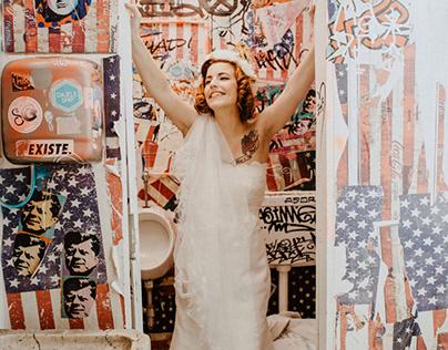 Celebração de Amor (próprio) - Trash The Dress 1