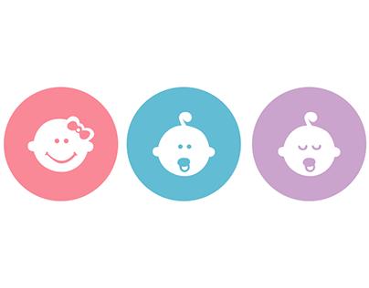 Baby Icons Freebie