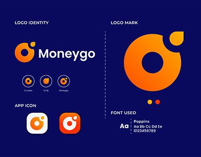 Online Banking logo For Moneygo