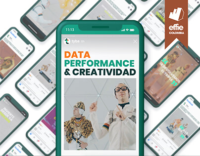 Tyba: Data Performance & Creatividad
