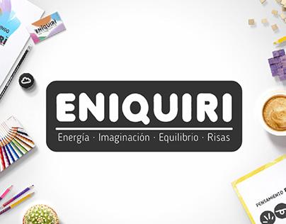 Brand Personality: Eniquiri