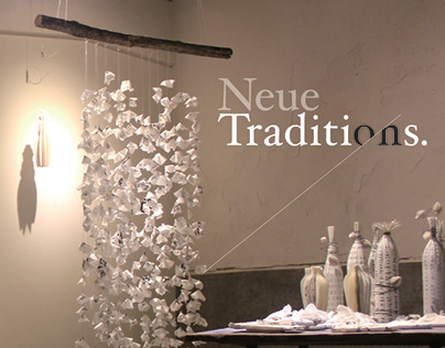 【Neue Traditions Exhibition】(Love)Letters