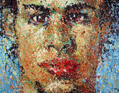 Dripping Portraits