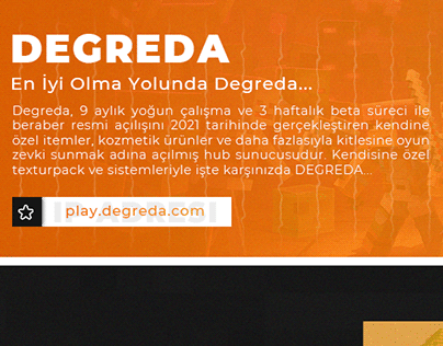 Degreda - Thread Design