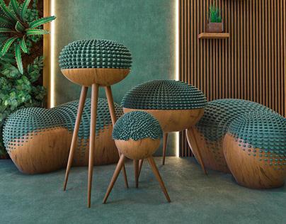 Biomimetic Seats