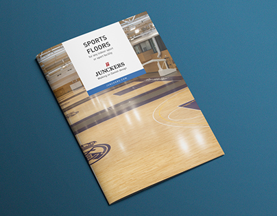 Junckers - Sports brochure