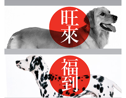 Year Of Dog Self-Promotion