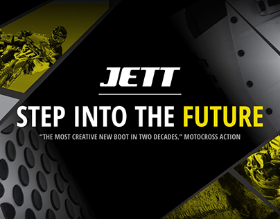 Jett Boots website