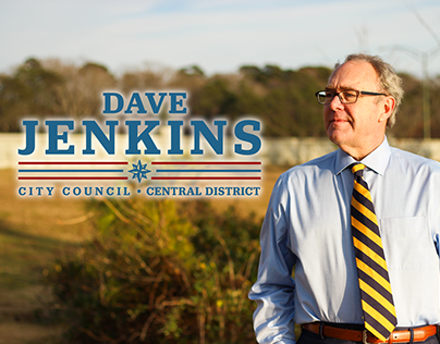Dave Jenkins for City Council