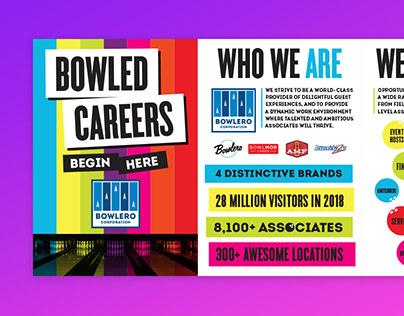 Bowlero Corp Recruitment Campaign