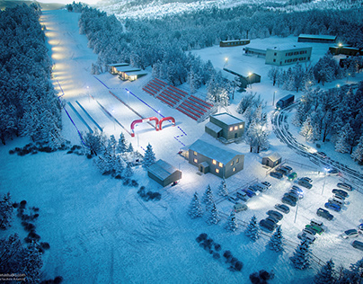 "Ski base ""ISKRA"", 2019"