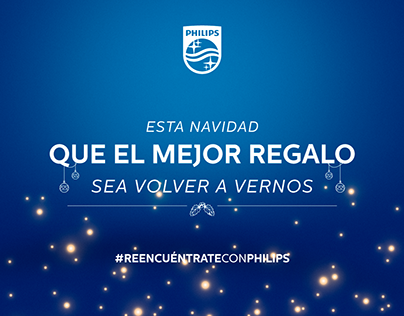 Reencuéntrate con Philips