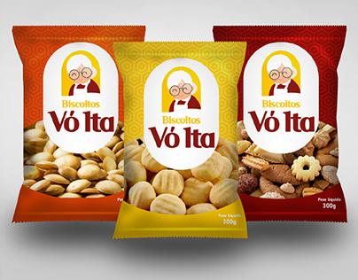 Rebranding - Vó Ita