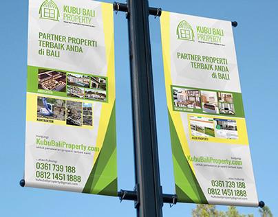 Kubu Bali Property Ads Banner
