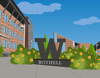 UWB Bothell Student Times Motion Graphic