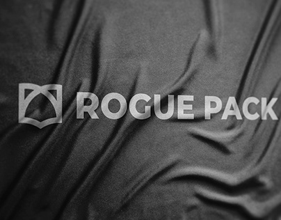 Rebranding project for Rogue Pack