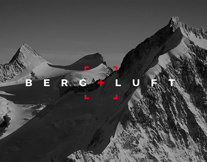 Logo-Design, Animation, UI/UX - Berg + Luft
