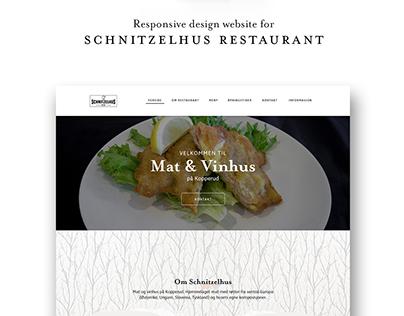 Responsive web design   Schnitzelhus