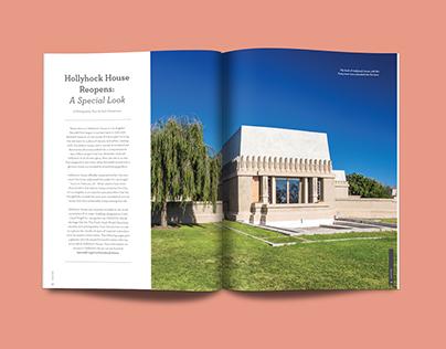 The Frank Lloyd Wright Quarterly, Spring 2015