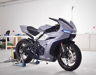 PROTOTYPE of Motorbike