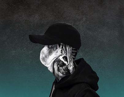 Hard shell mask