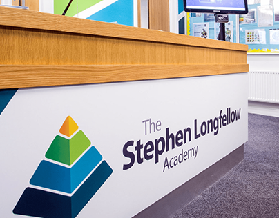 The Stephen Longfellow Brand and Logo Design