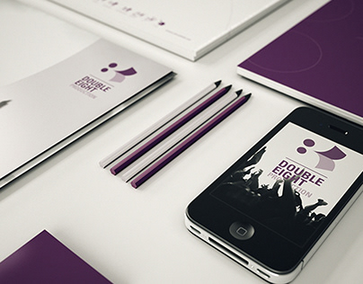 Double Eight Production - Branding - 2014