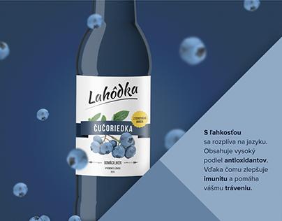Lahôdka - domáci likér
