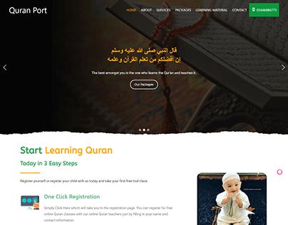 http://quran-port.com/