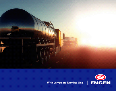 Lubricant Posters - Engen Zambia