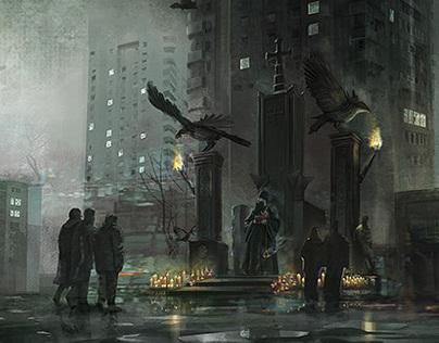 Rift ( Movie ) Concept Art