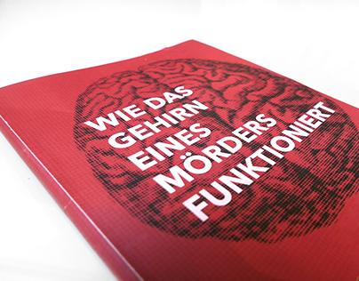 "TED-Talk Visualisation ""Exploring the mind of a killer"""