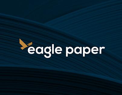 eagle paper branding