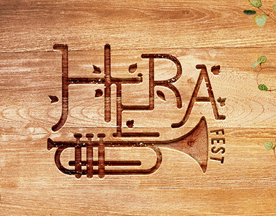 Hera Fest - Logo and Visual Identity 2018.