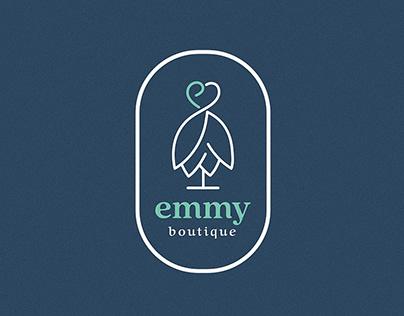 emmy boutique   Branding