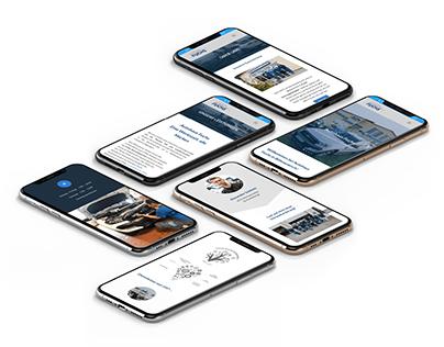 Autohaus Fuchs - Web Design - Automotive Industry