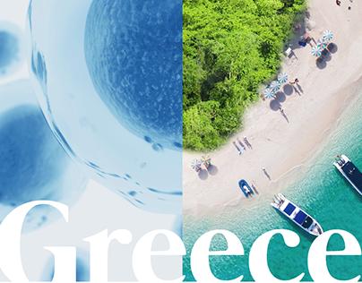VISIT GREECE / Key Visual