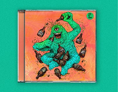RCDNYZ album cover design