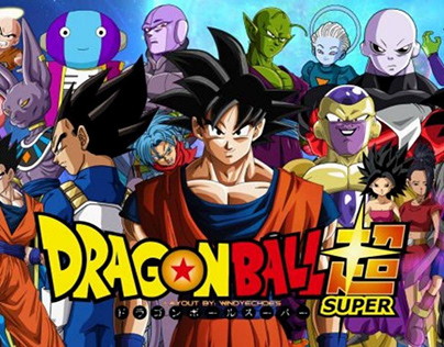 Creación de FX Spot Dragon Ball Super