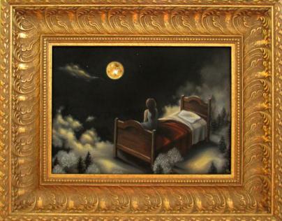 구름섬 (a sorrowful dream)