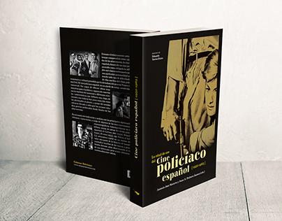 """Libro """"La edad dorada del cine policíaco español"""""""