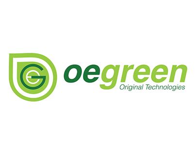 Oegreen - Identidad Visual