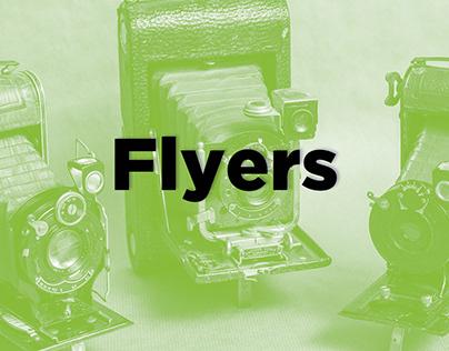 Flyers - invitations