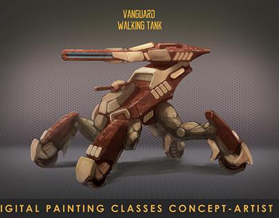 Concept Artist RPG challenge 2016